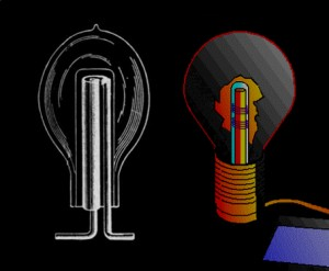 T induction lamps