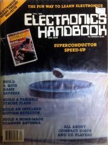 electronic handbook 1988