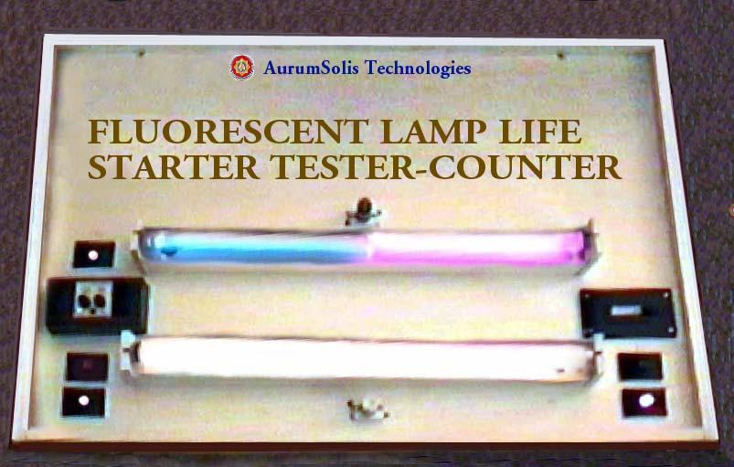 fluro starter life tester4