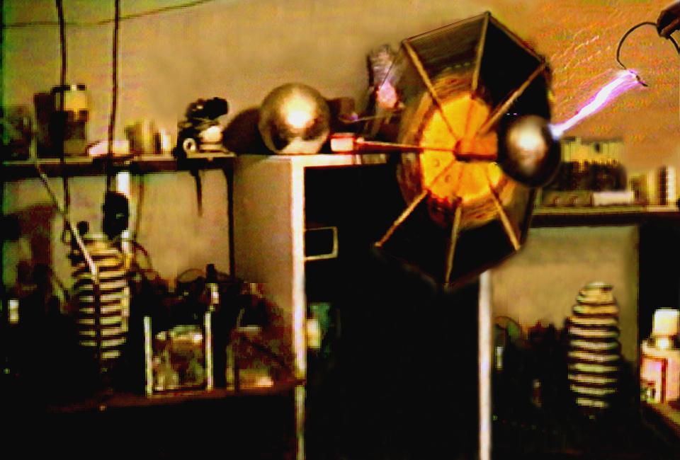 pancake coil 19909