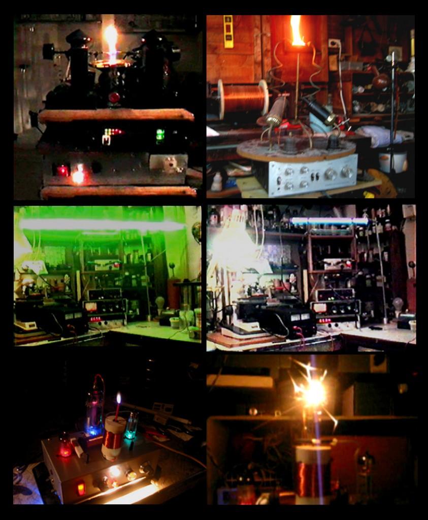 plasma experiments