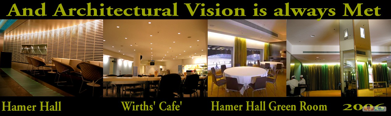 4Hamer Hall Green Room Wirths Cafe1