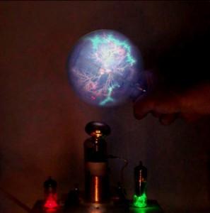 fractal globe