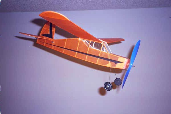 spx 4000 rubber band plane
