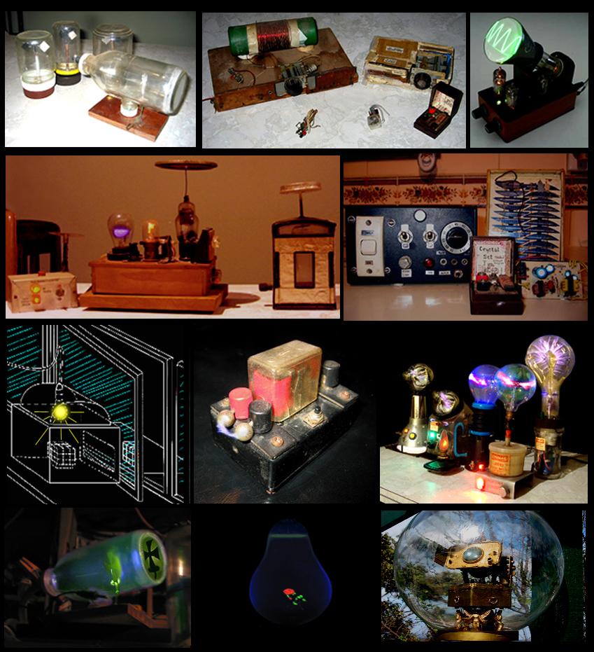 various electronics